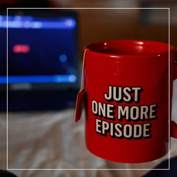 Złotka! ✨ Który serial puszczacie, gdy złapie Was gorszy humor?